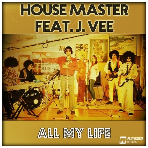 House Master Feat. J. Vee