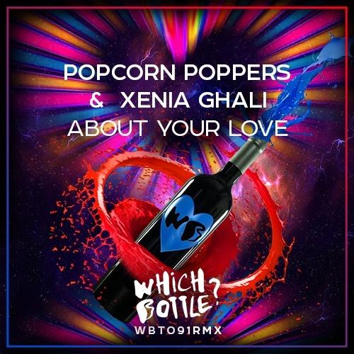 Popcorn Poppers & Xenia Ghali