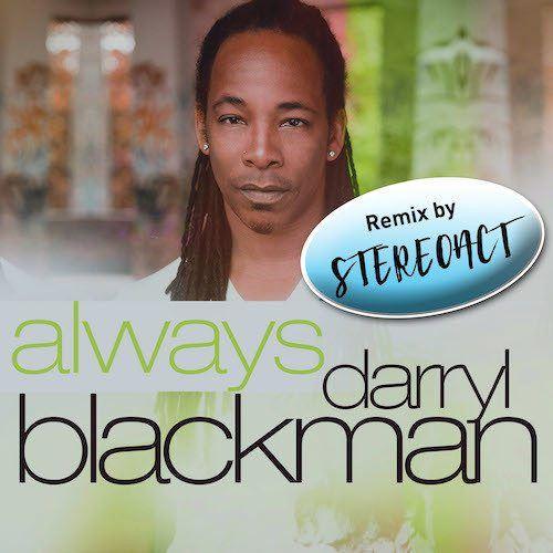 Darryl Blackman