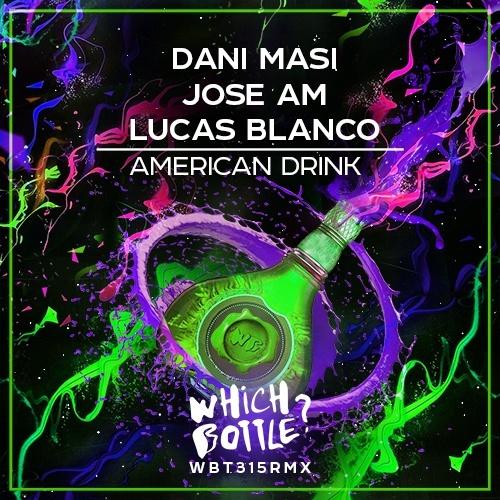 Dani Masi, Jose Am & Lucas Blanco