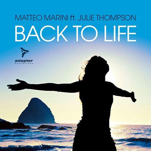 Matteo Marini Ft Julie Thompson