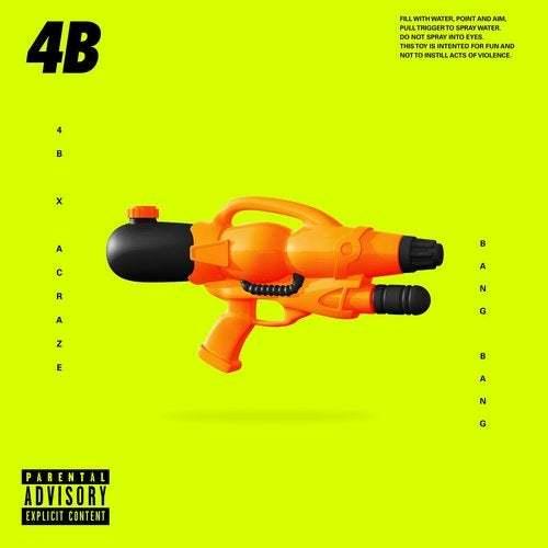 4b X Acraze