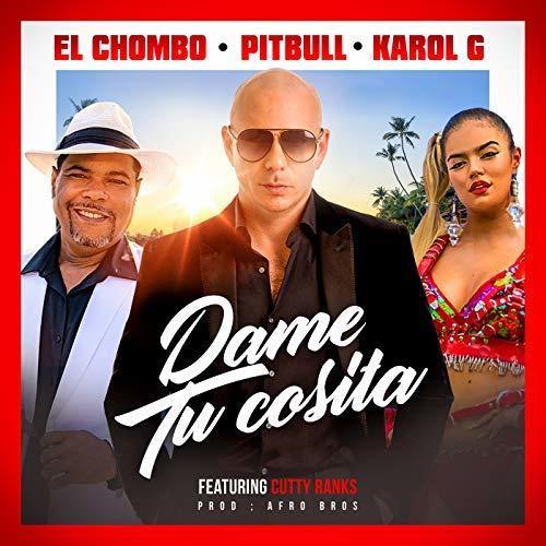 Pitbull X El Chombo X Karol G Feat. Cutty Ranks - Pitbull X El Chombo X Karol G Feat. Cutty Ranks
