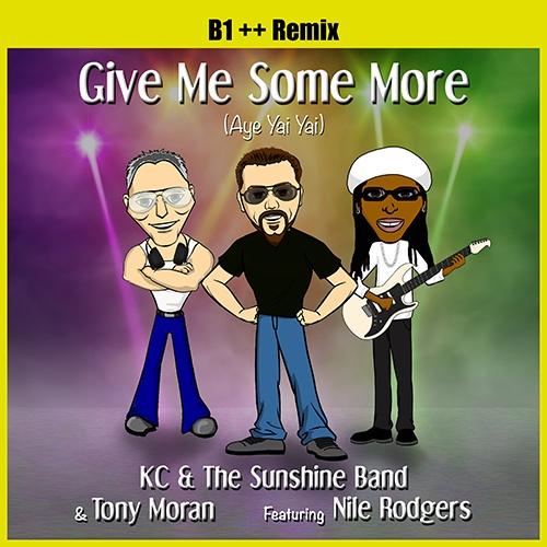 Kc & The Sunshine Band & Tony Moran Ft. Nile Rodgers