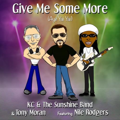 Kc & The Sunshine Band & Tony Moran