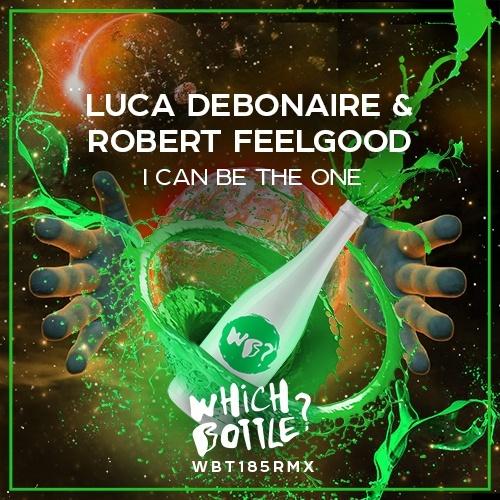 Luca Debonaire & Robert Feelgood