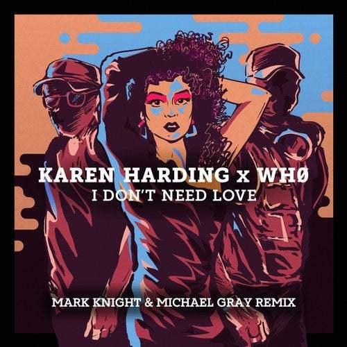 Karen Harding X Wh0