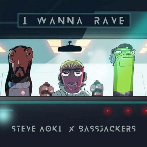 Steve Aoki & Bassjackers