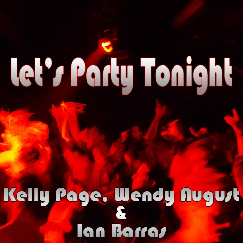 Kelly Page, Wendy August & Ian Barras