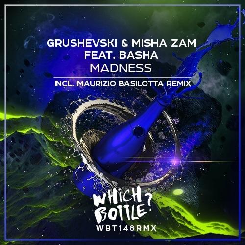 Grushevski & Misha Zam Feat. Basha