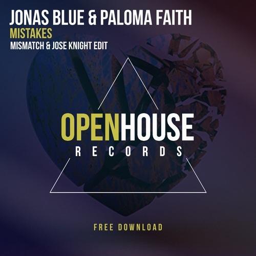 Jonas Blue & Paloma Faith