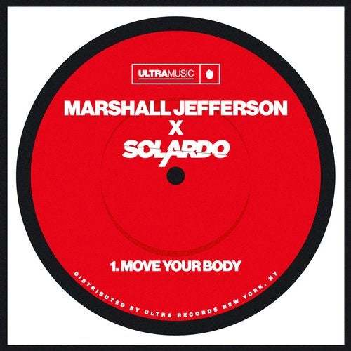 Marshall Jefferson X Solardo