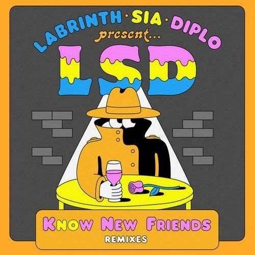 Lsd Feat. Sia, Diplo & Labirinth