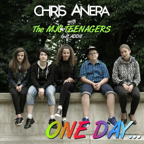 Chris Anera With The Mjc Teenagers Feat Addie