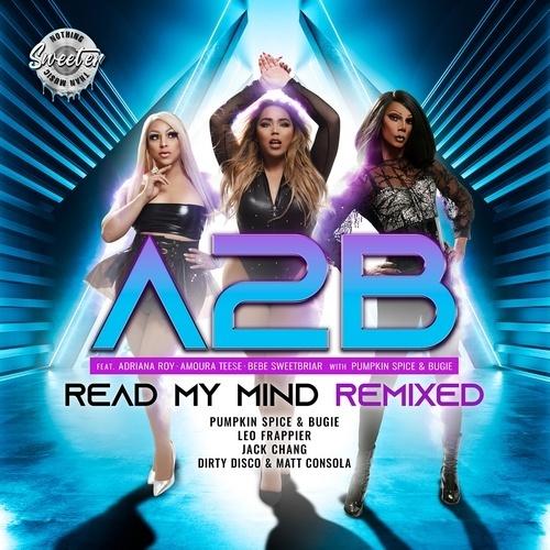 A2b, Pumpkin Spice & Bugie Feat. Adriana Roy, Amoura Teese, Bebe Sweetbriar