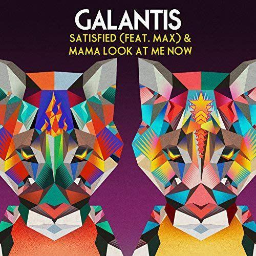 Galantis Feat Max