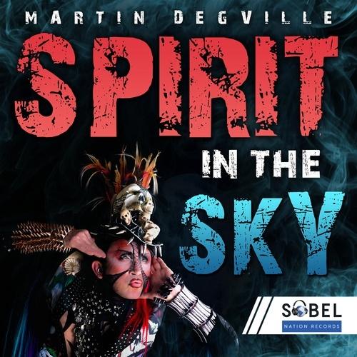 Martin Degville