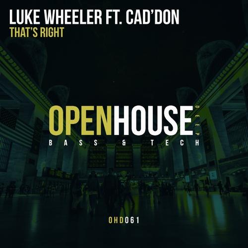 Luke Wheeler Ft. Cad'don