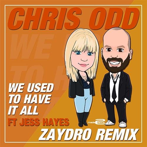 Chris Odd Ft Jess Hayes